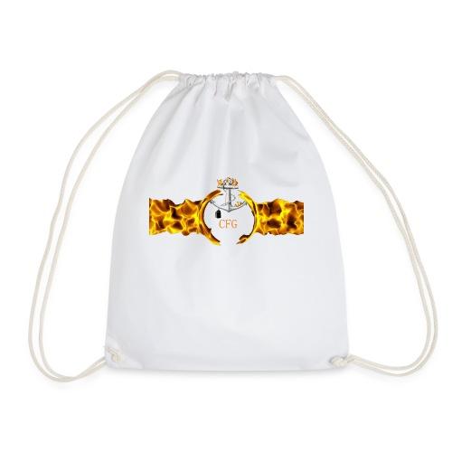 Merch Art - Drawstring Bag