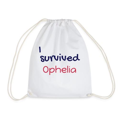 ISurvivedOphelia - Drawstring Bag