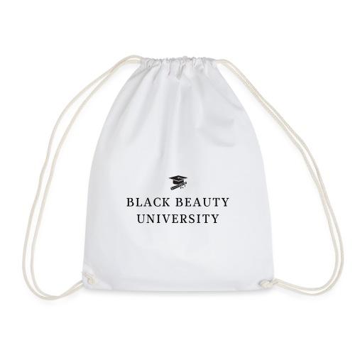 BLACK BEAUTY UNIVERSITY LOGO BLACK - Sac de sport léger