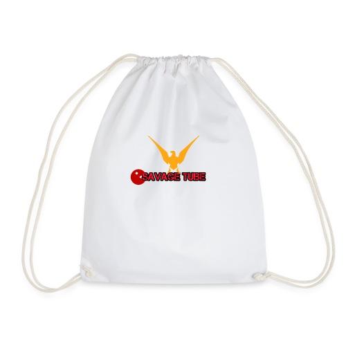 SAVAGE TUBE MERCH - Drawstring Bag