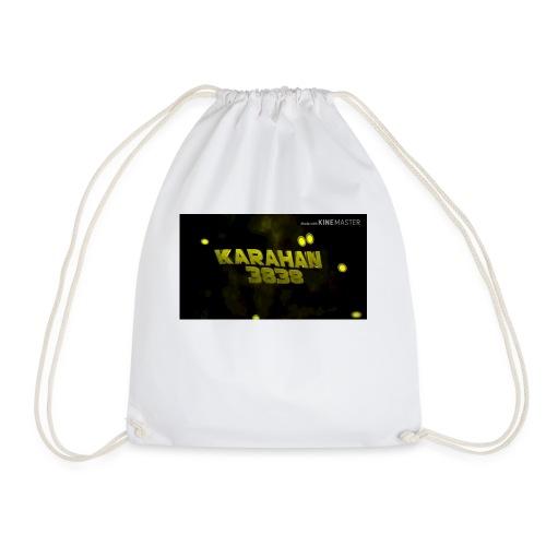 Karahan383 8 T-Shirt - Turnbeutel