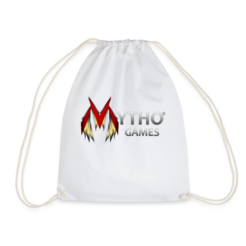 Transparent Logo - Drawstring Bag