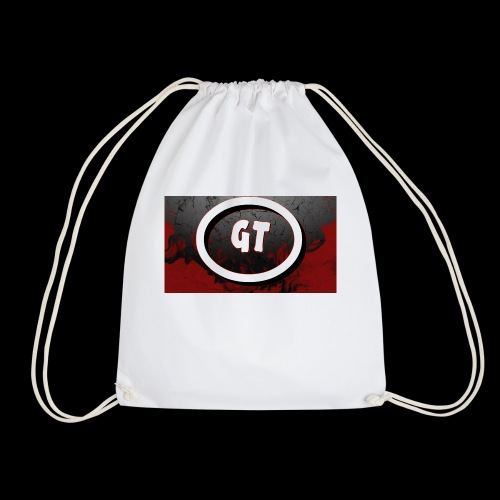 New youtube logo - Drawstring Bag