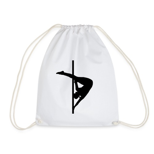 Pole Dance - Drawstring Bag
