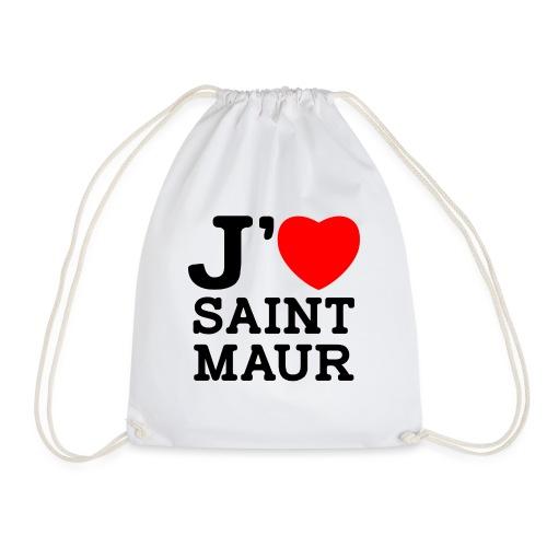J'aime Saint-Maur ! - Sac de sport léger