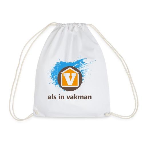 V als in Vakman - Gymtas
