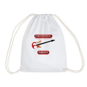 Experimental Guitars logo - Japanese style - Drawstring Bag