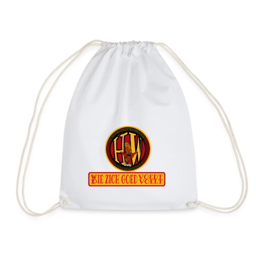 wie en die png - Drawstring Bag