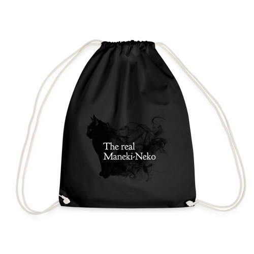 The real Maneky-neko - Mochila saco