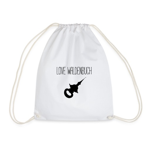 Love Waldenbuch - Swartz - Turnbeutel