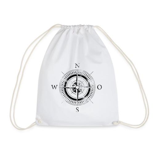 Kompass Maritim - Turnbeutel