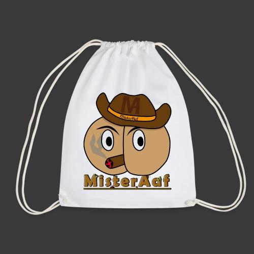MisterAaf Logo png - Turnbeutel