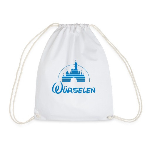 Würselen Magic Kingdom - Turnbeutel