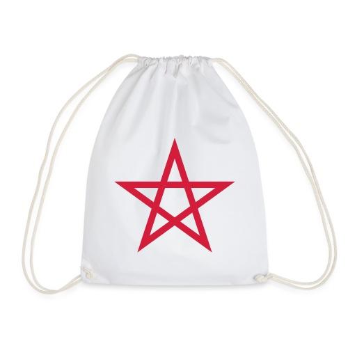 Pentagramme Wicca - Sac de sport léger