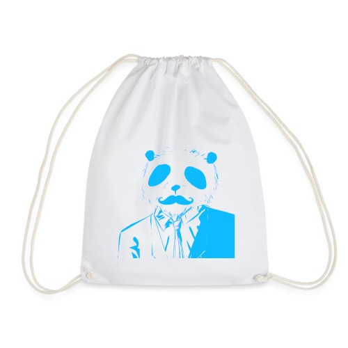 BluePanda Logo - Drawstring Bag