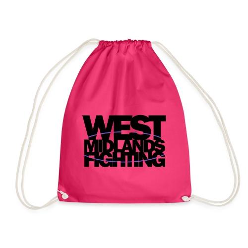 tshirt wmf 2 - Drawstring Bag