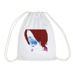 The man from Another galaxy - Drawstring Bag