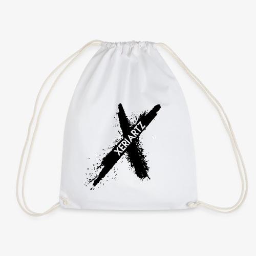 Offical XeriArtz Merch Logo - Drawstring Bag
