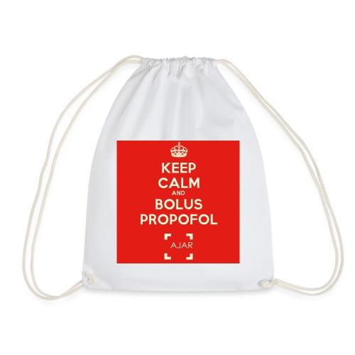 Keep calm and bolus PROPOFOL ! - Sac de sport léger