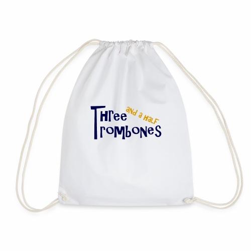 Three and a half Trombones Logo - Turnbeutel
