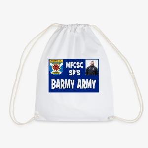 Barmy Army - Drawstring Bag
