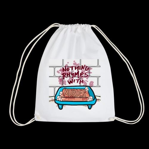 NRWM Soap Dish Tote - Drawstring Bag