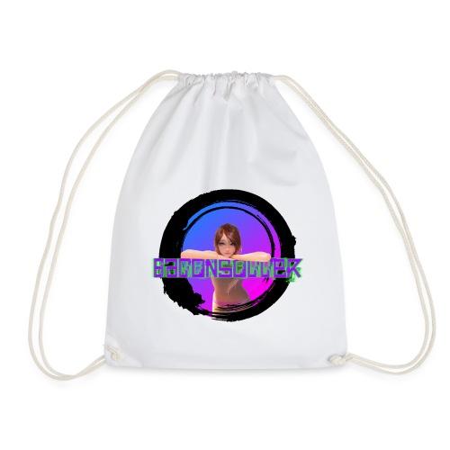 Baconsoccer Logo 2 0 - Drawstring Bag