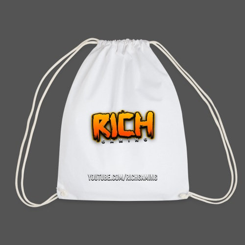 shirt logo - Drawstring Bag