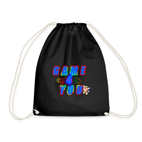 Game4You - Drawstring Bag