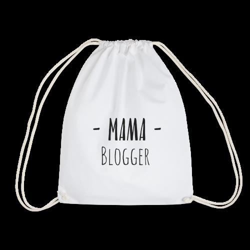 Mama Blogger- Shirt - Turnbeutel