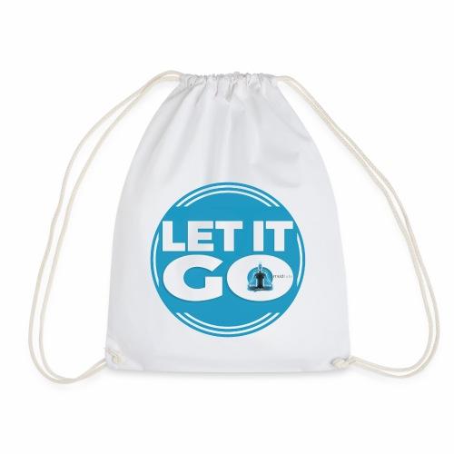 Let It Go // Meditare - Sacca sportiva