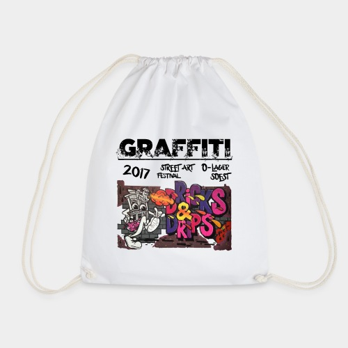 GHB Graffiti Street Art Festival Soest 311020175 - Turnbeutel