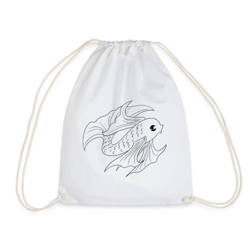 poisson 2 - Sac de sport léger