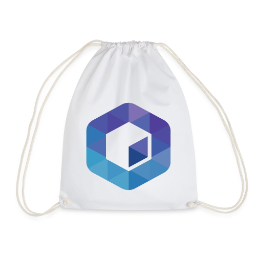 Neblio - Next Gen Enterprise Blockchain Solution - Drawstring Bag