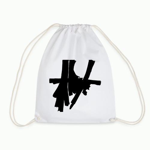 solitude - Drawstring Bag