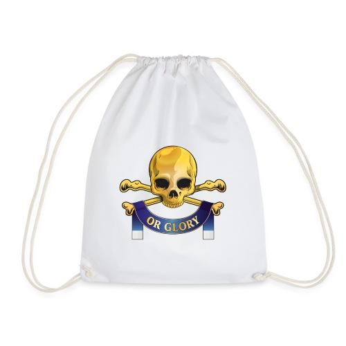 Death or Glory - Drawstring Bag