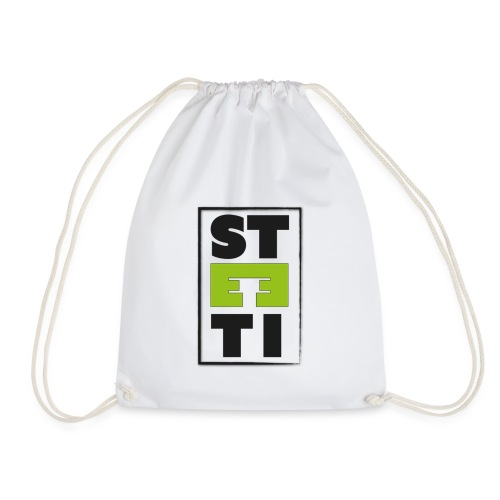 Steeti logo - Gymnastikpåse