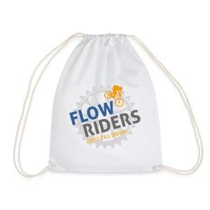 FLOWRIDERS - dust till down - Turnbeutel