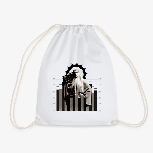 Sound System - Drawstring Bag