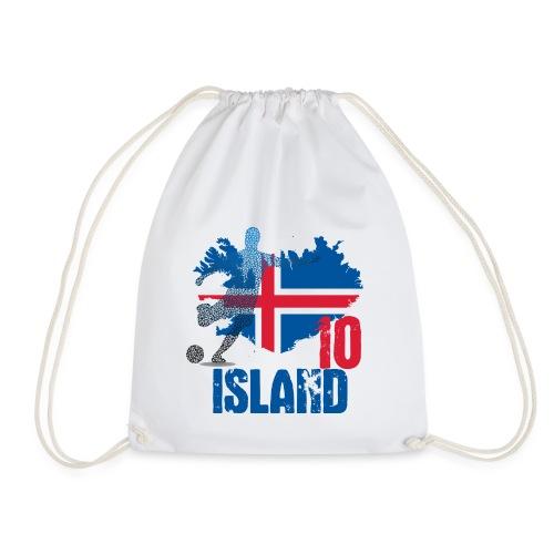 Island Tee 10 - Turnbeutel