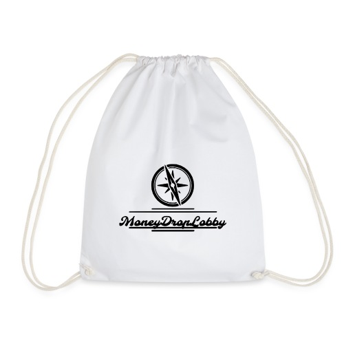 Money Drop Lobby - Drawstring Bag
