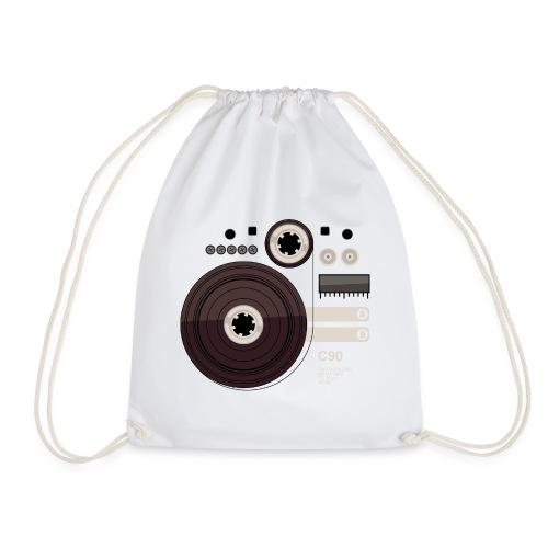 Tape parts: C90 - Drawstring Bag