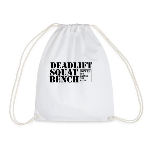 The Big 3 - Drawstring Bag