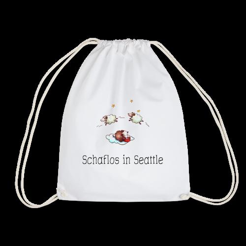 Schaflos in Seattle - Sheep Storys - Turnbeutel