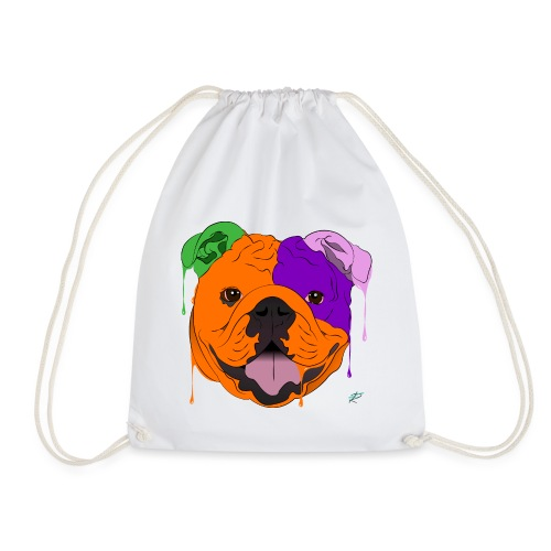 Bulldog - Sacca sportiva