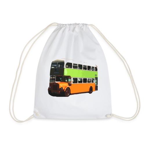 Glasgow Corporation Bus - Drawstring Bag