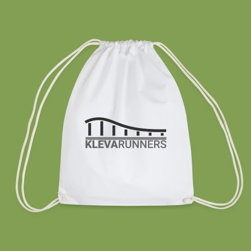 Kleva Runners Logo - Gymnastikpåse
