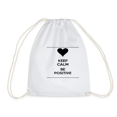 keep- positive - Sacca sportiva