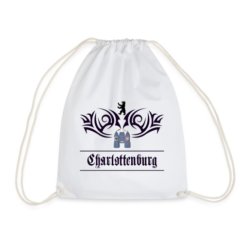 charlottenburg_tribal - Turnbeutel