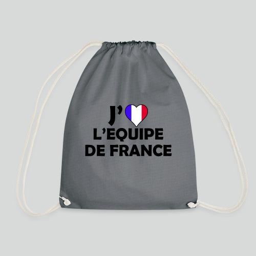 J'aime L'équipe De France (N) - Sac de sport léger